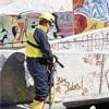 涂鸦清洗机-城市牛皮癣高压清洗机
