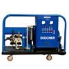 德高洁 DP 500/38EM 500公斤工业高压清洗机