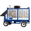 德高洁 DJ 2000/20DT 2000kg/cm2压力燃油超高压清洗机