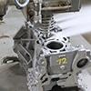 发动机缸体去毛刺机-发动机缸体全自动去毛刺设备