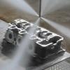 发动机缸盖去毛刺机-发动机缸盖全自动去毛刺设备
