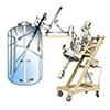 全自动化工反应釜清洗系统-化工厂反应釜清洗设备