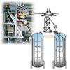 自动化搪瓷反应釜清洗系统-搪玻璃反应釜清洗设备