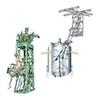 自动化制药反应釜清洗系统-制药厂反应釜清洗设备