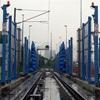 德高洁TR ATC有轨电车清洗方案-有轨电车清洗设备-全自动有轨电车清洗系统
