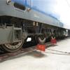 大功率牵引机车底盘清洁系统