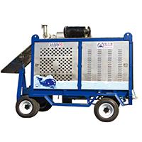 德高洁 DJ 2000/20DT 2000公斤进口柴油超高压清洗机