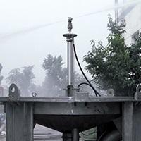 自动化高压水多晶硅还原炉钟罩清洗系统