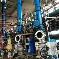 丙烯酸乳液聚合反应釜自动清洗系统