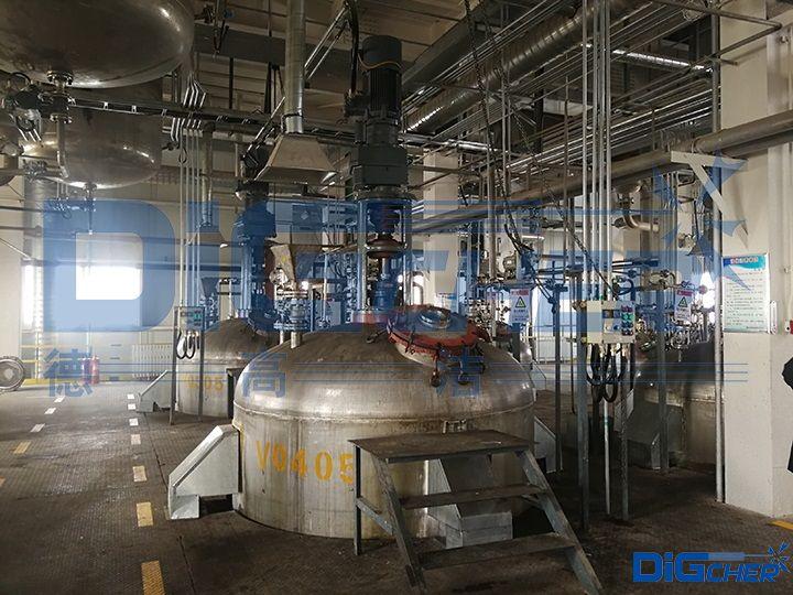 PVC聚氯乙烯反应釜
