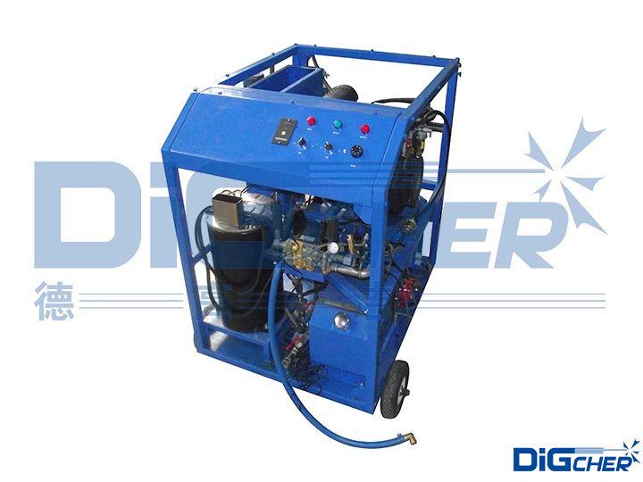 高压热水管道解冻机