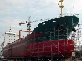 比比才知道,哪种船舶外壁除锈工艺效率高还环保