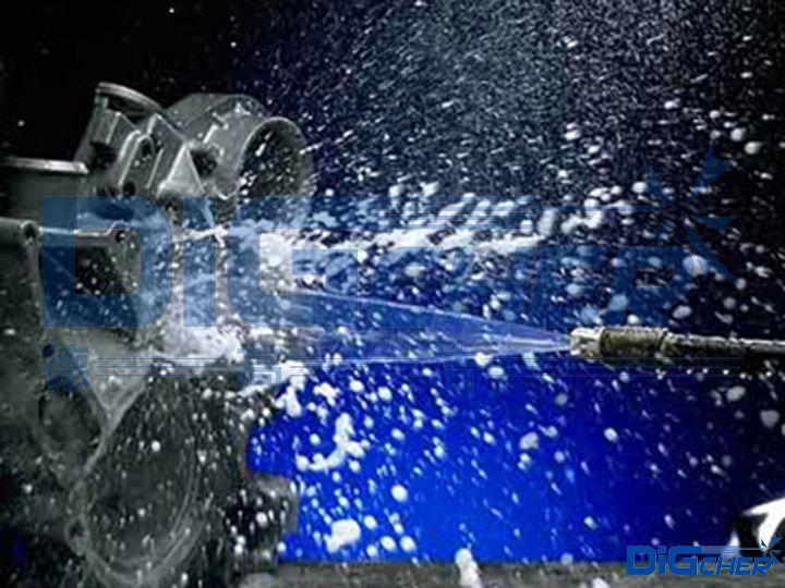 高压水清洗阀体