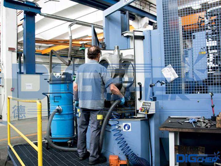 工业吸尘器的应用场景