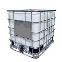 自动化高压水吨桶清洗线-自动化吨桶清洗系统