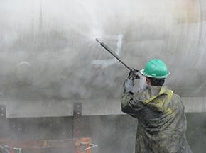 各行业高压水清洗设备选型汇总(一)