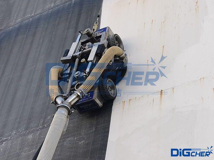 风电塔筒清洗机器人