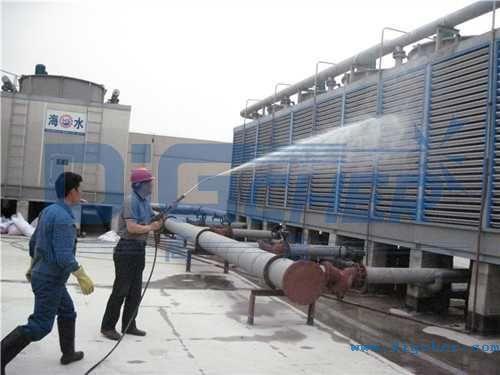 高压水射流冷却塔清洗设备
