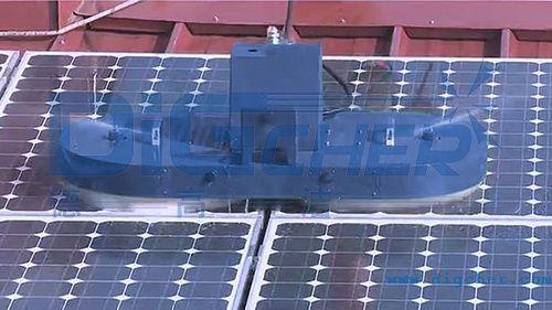 S-DISC530-2屋顶太阳能电池板清洗双刷